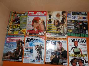 Lote 56 Revistas De Videogame