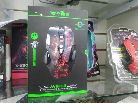 Mouse Gamer Pc Notebook