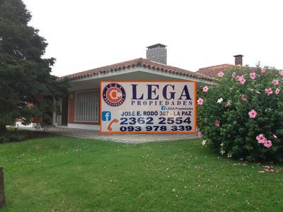 Lega Propiedades Vende Excelente Residencia