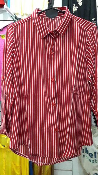 Camisas De Dama Hay Cantidad Y Colores Mayor Y Menor.