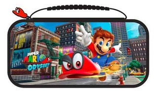 Super Mario Odyssey Deluxe Traveler Case Nintendo Switch