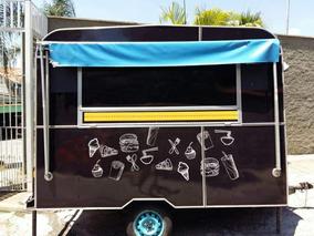 Food Truck Trailer 3mx2m