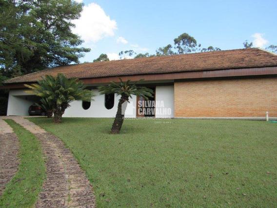 Casa Para Venda No Condomínio Terras De São José Em Itu - Ca6585. - Ca6585