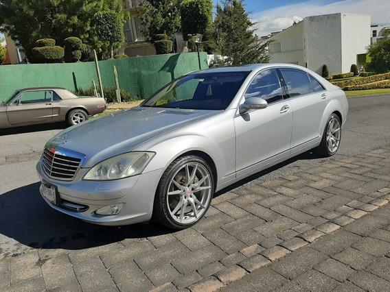 Precioso Mercedes S500 2006 Cuidadito Todo Pagado
