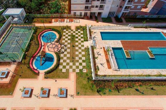 Apartamento Garden Com 2 Dormitórios À Venda, 73 M² Por R$ 356.000 - Jardim Wanda - Taboão Da Serra/sp - Gd0196