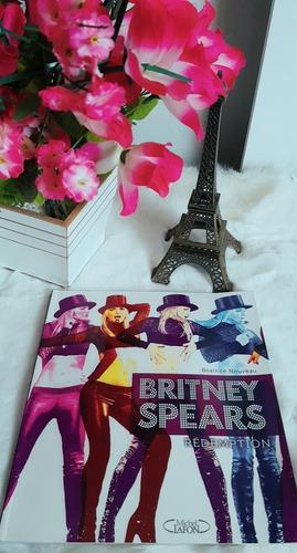 Álbum De Luxo Redempion Britney Spears (raro)