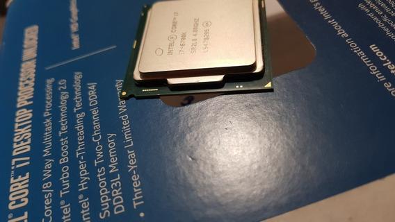 Intel I7 6700k_pantalla Azul.verdescripción.permuta