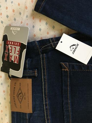 Pantalones Jordache Original Skinny 33x32 25vrds Mercado Libre