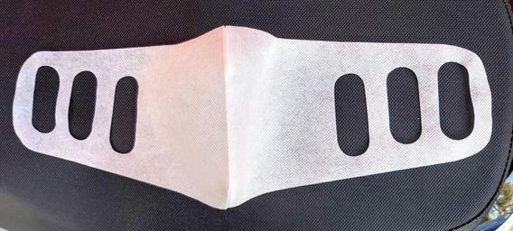 Cubrebocas Respirador Desechable Profesional 100 Psz Colores