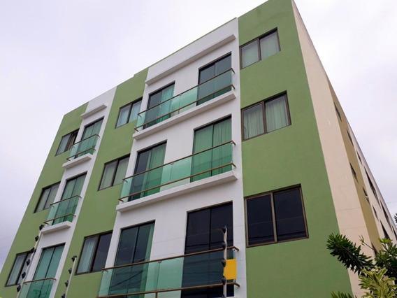 Flat Em Ponta Negra, Natal/rn De 30m² 1 Quartos À Venda Por R$ 106.000,00 - Fl276031