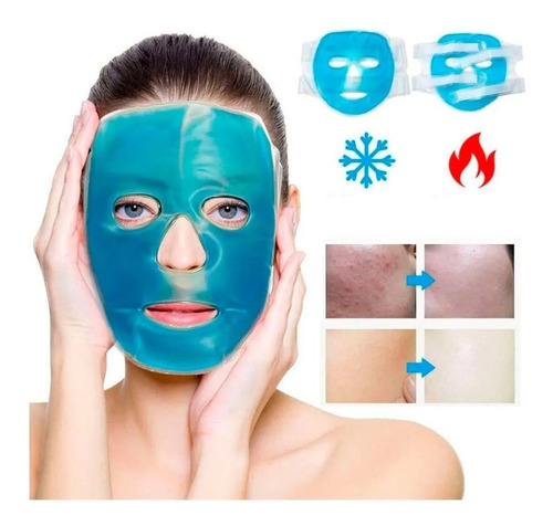 Mascara En Gel Frio - Caliente - L a $17900
