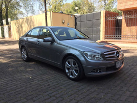 Mercedes Benz Clase C 1.8 200 Cgi Exclusive Mt Super Cuidado