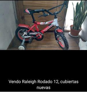 Bicicleta Raleigh Bmx R.12