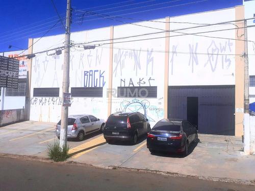 Barracão Para Aluguel Em Parque Via Norte - Ba011487
