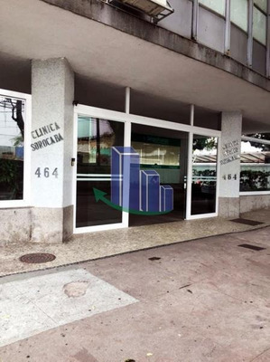Sala Comercial Para Locação Em Rio De Janeiro, Botafogo, 1 Vaga - Locsl16895