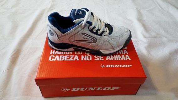 Zapatillas Dunlop Max Challenger Jr
