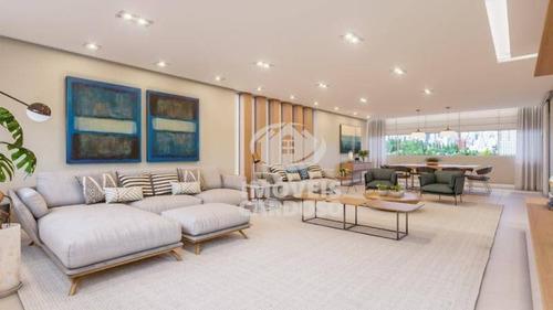 Imagem 1 de 11 de Apartamento Com 3 Dormitórios À Venda, 230 M² Por R$ 3.970.000 - Jardim Paulista - São Paulo/sp - Ap0622