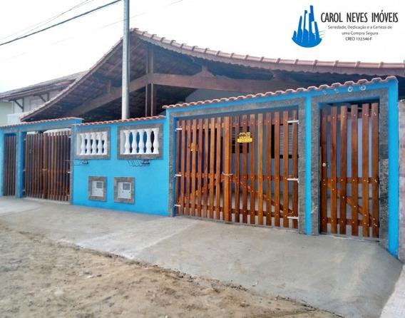 3519- Casa 2 Dormitórios 1 Suite Jd Praia Grande Mongaguá