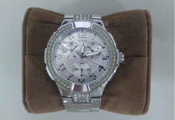 Relógio Guess Womens Modelo G12557l Original