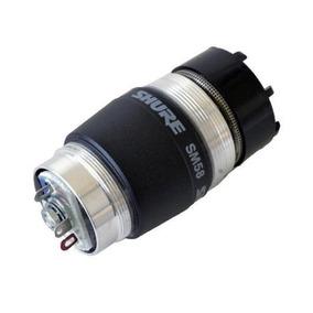 Shure - Capsula Para Microfone Sm58 R59 - Original - Nf