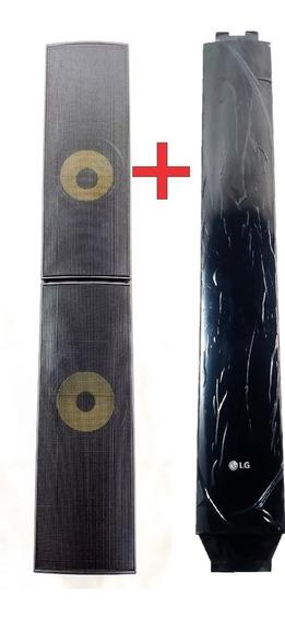 Caixa De Som Frontal Home Theather Lg S63t2-s Nova Original