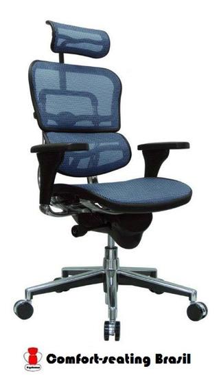 Cadeira Ergonômica Ergoman V1 Preto
