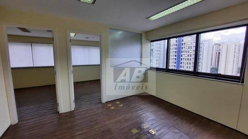 Imagem 1 de 15 de Conjunto Para Alugar, 50 M² Por R$ 1.980/mês - Moema - São Paulo/sp - Cj0011