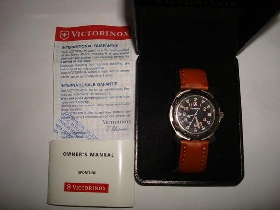 Relógio Victorinox 4.566 Swiss Made Original - Novo