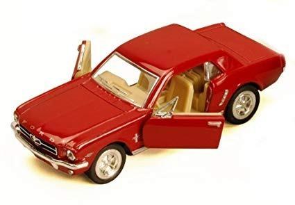 Kinsmart 1964 1/2 Ford Mustang Esc 1:36
