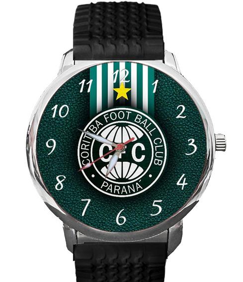 Relógio Coritiba Futebol Coxa Branca Verdão Paraná Curitiba