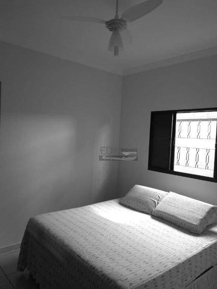 Maravilhosa Casa 3 Dormitórios - Ca2297