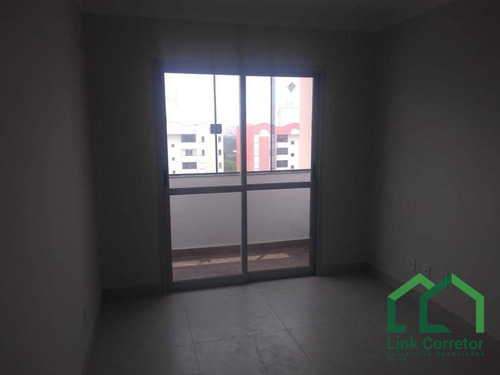 Imagem 1 de 29 de Apartamento Com 2 Dormitórios À Venda, 58 M² Por R$ 205.000 - Parque Camélias - Campinas/sp - Ap1354