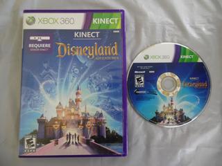 Kinect Disneyland De Xbox 360