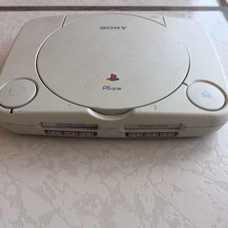 Consola Ps One Playstation 1 Para Reparar O Refacciones