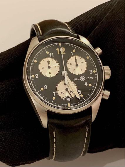 Bell & Ross Vintage 120 Chronograph , Impecável , Promoção