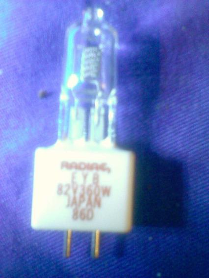 Bombillo Halogeno Para Proyector 82v, 360w.