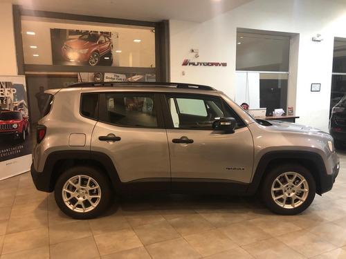 Jeep Renegade Sport Mt 1.8 Anticipo Y Cuotas Desde 19.200 0%