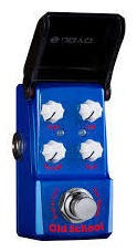 Pedal Guitarra Joyo Distortion - Old School