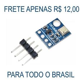 Sensor De Pressão Bmp180 Barométrico E Temperatura