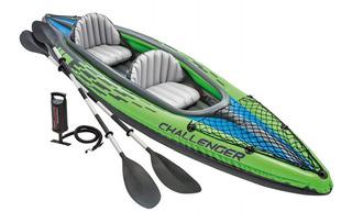 Bote Kayak 2 Personas Intex