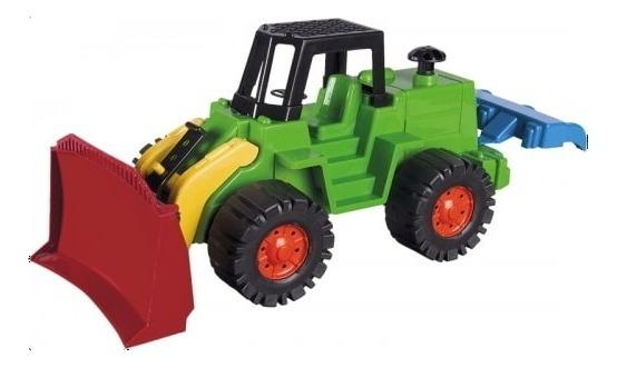 Brinquedo Trator Esteira Ref.056
