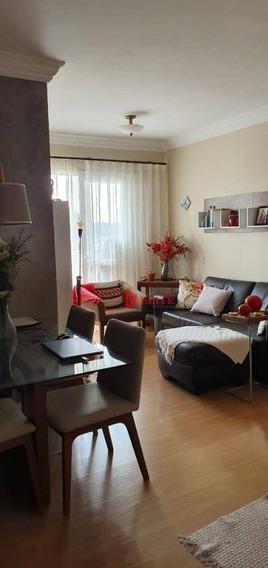 Apartamento Com 3 Dormitórios À Venda, 80 M² Por R$ 360.000,00 - Jardim América - São José Dos Campos/sp - Ap4034