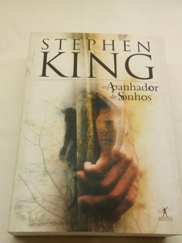 Livro Stephen King O Apanhandor De Sonhos Objetiva