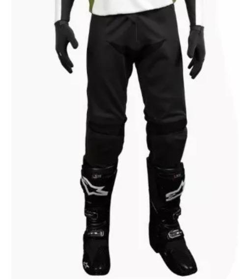 Pantalón Concept Radikal Negro Talle 28/30 Motocross Enduro