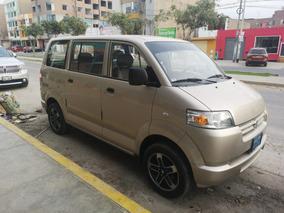 Ocasión Remate Por Viaje Minivan Suzuki Apv 2007