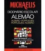 Dicionário Michaelis - Alemão - Português / Port - Alemão