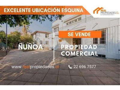 Propiedad Comercial En Venta Sector Central De Ñuñoa, Plaza Ñuñoa