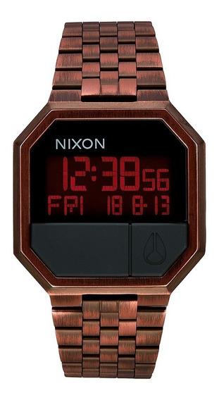 Reloj Nixon Re-run Antique Copper