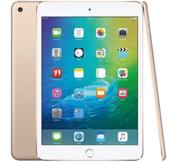 Apple iPad Mini 4 128gb Tela Retina Lacrado-100%original