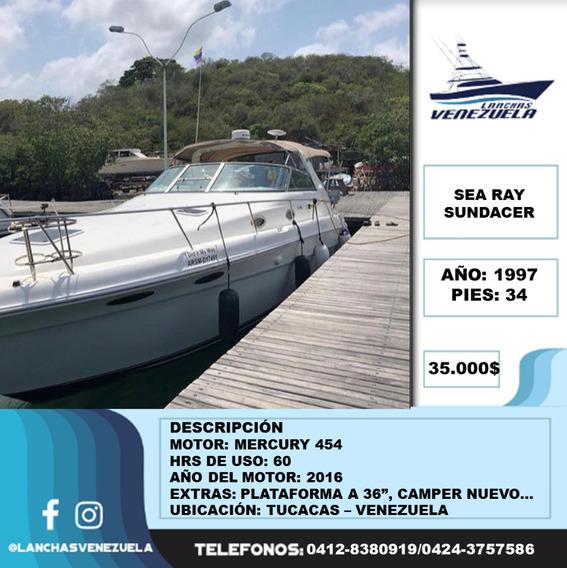 Yate Sea Ray Lv89